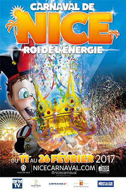 Visitare Nizza per il Carnevale 2017 con Noleggio con Autista