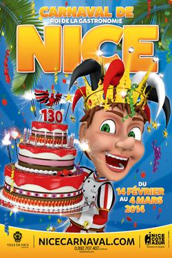 Visitare Nizza per il  Carnevale 2014 con NCC