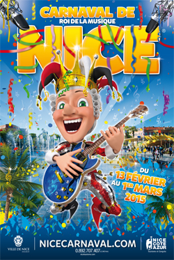 Visitare Nizza per il  Carnevale 2015 con NCC