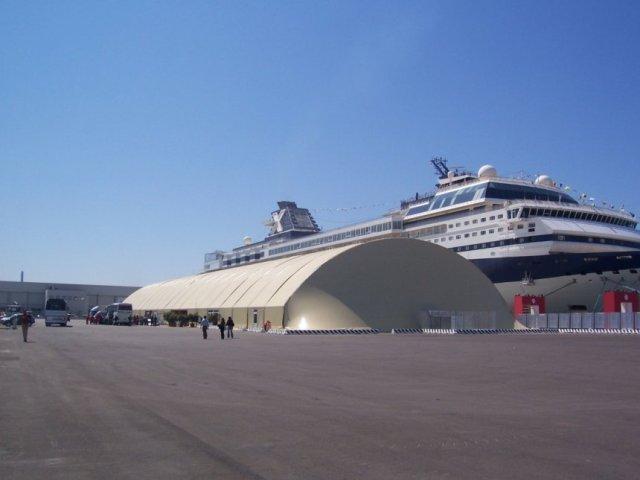 Porto di Civitavecchia Autonoleggio con autista
