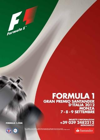 Gran premio d'Italia 2012 a Monza con Autonoleggio con autista